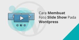 Cara Membuat Slider di WordPress