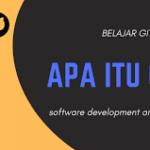 Belajar Bareng: Version Control System (GIT)